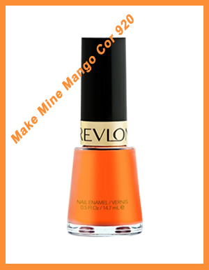 Revlon Make Mine Mango